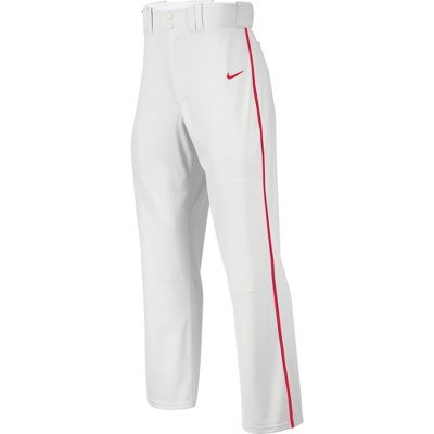 nike adult lights out ii piped baseball pants baseball. Black Bedroom Furniture Sets. Home Design Ideas