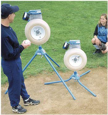 jugs junior pitching machine