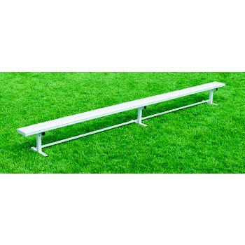 Kwik Goal 15 Foot Bench Without Back Baseball Express