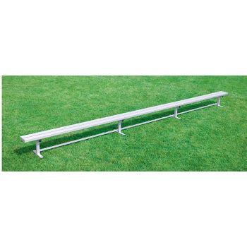 Kwik Goal 21 Foot Bench Without Back Baseball Express