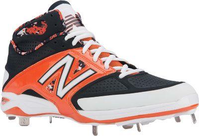 New Balance Men's 4040v2 Mid Metal Baseball Cleats